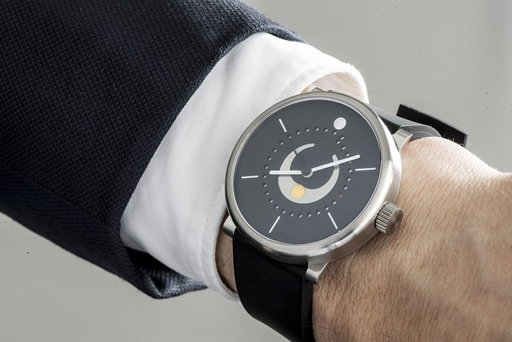 moonphase black 42mm